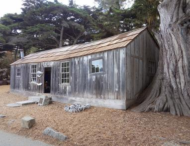 photo of Point Lobos Whalers Cabin